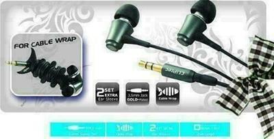 CLiPtec Metalica Pro II headphones