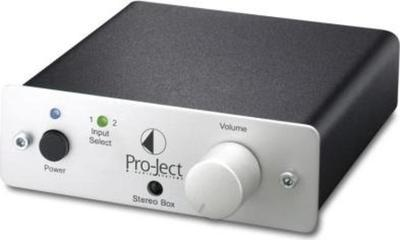 Pro-Ject Stereo Box Audio Amplifier