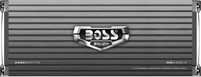 Boss Audio Systems AR2400.4 Wzmacniacz dźwięku
