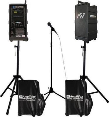 AmpliVox B9154 Audio Amplifier