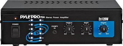 Pyle PCA4 Wzmacniacz dźwięku