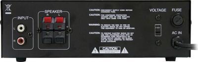 Pyle PCAU44 Wzmacniacz dźwięku