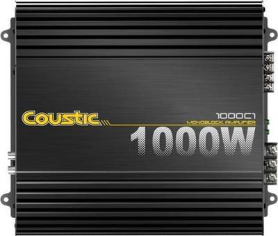 Coustic 1000C1 Audio Amplifier