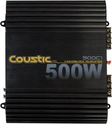 Coustic 500C1 Audio Amplifier