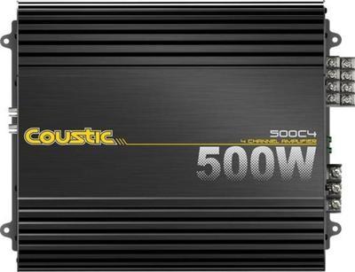 Coustic 500C4 Audio Amplifier
