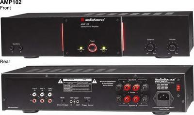 AudioSource AMP 102