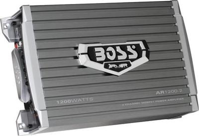 Boss Audio Systems AR1200.2 Wzmacniacz dźwięku