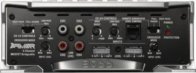 Boss Audio Systems AR1600.4 Wzmacniacz dźwięku