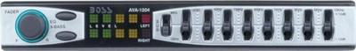 Boss Audio Systems AVA1204 Amplifier
