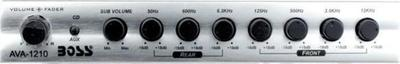 Boss Audio Systems AVA1210 Amplifier