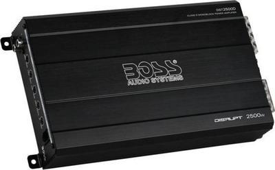 Boss Audio Systems DST2500D Wzmacniacz dźwięku