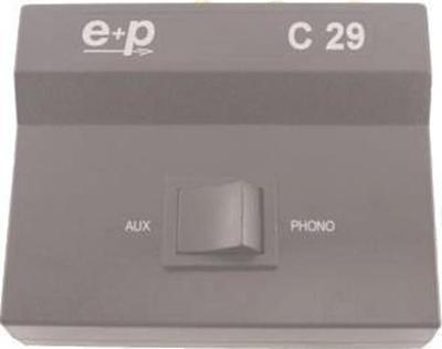 e+p C29 Audio Amplifier