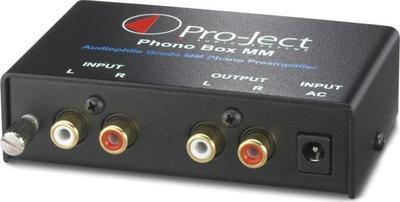 Pro-Ject Phono Box MM Audio Amplifier