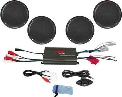Pyle PLMRKT4B Wzmacniacz dźwięku