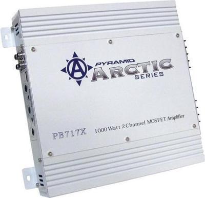 Pyramid Car Audio PB717X Amplifier
