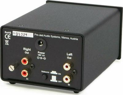 Pro-Ject Phono Box DS Audio Amplifier