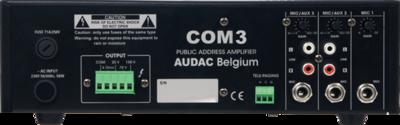 AUDAC COM3