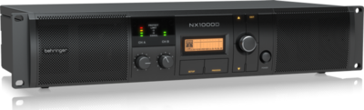 Behringer NX1000D Audio Amplifier