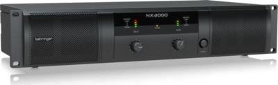Behringer NX3000 Audio Amplifier