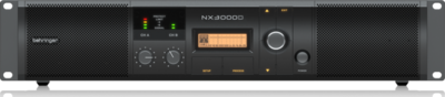 Behringer NX3000D Audio Amplifier