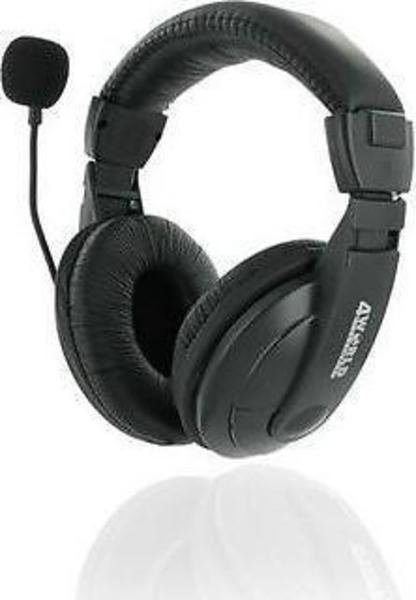 4World PC with Mic Headphones