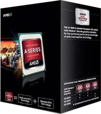 AMD A10 7800