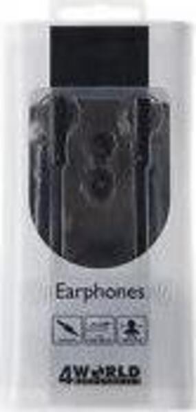 4World DuoColor Headphones