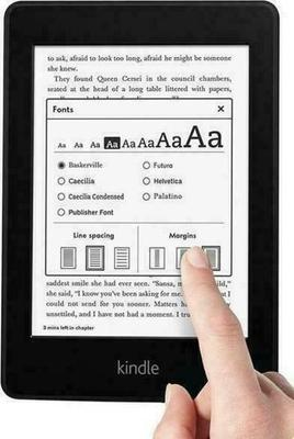 Amazon Kindle Paperwhite 3G eBook Reader