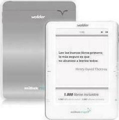 Wolder miBuk Inspire eBook Reader