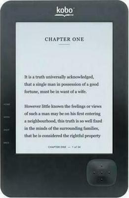 Kobo Wi-Fi eBook Reader