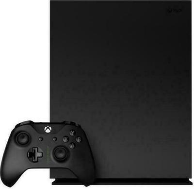 Microsoft Xbox One X game console