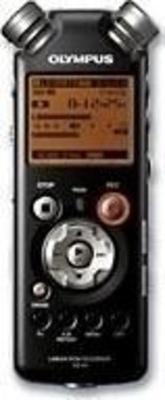 Olympus LS-10 Diktiergerät