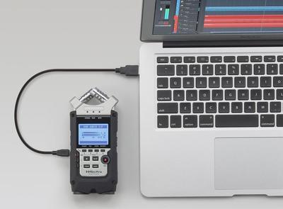 Zoom H4 Pro Diktiergerät