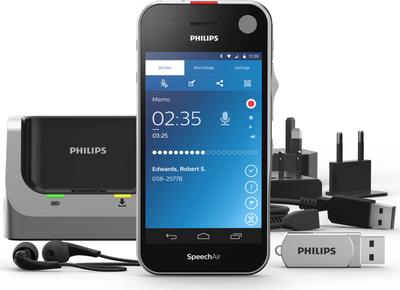 Philips SpeechAir Smart Voice PSP2100 Dyktafon