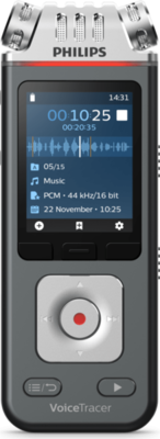 Philips DVT7110 Dyktafon