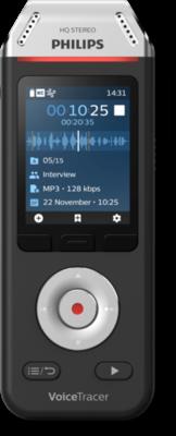 Philips DVT2810 Dyktafon
