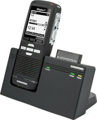 Grundig Digta 7 Premium Set Plus Dyktafon