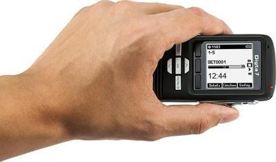 Grundig Digta 7 Premium i Set Plus Dyktafon