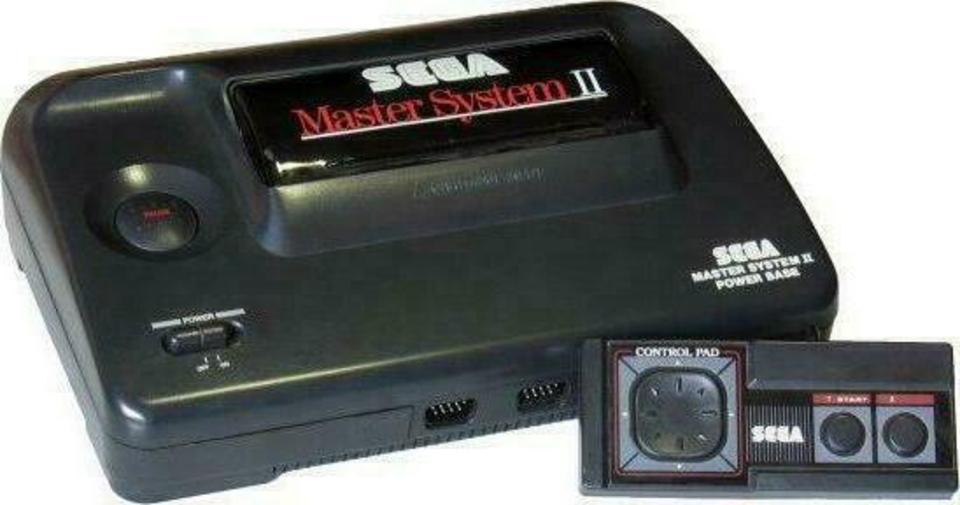 Sega Master System II Game Console