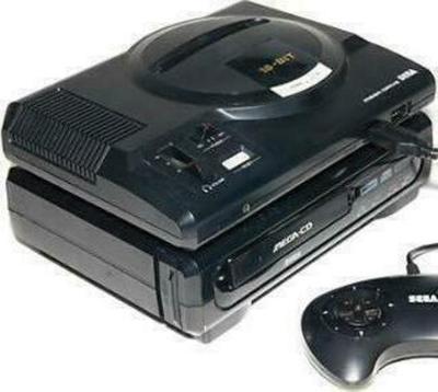 Sega Mega-CD Game Console