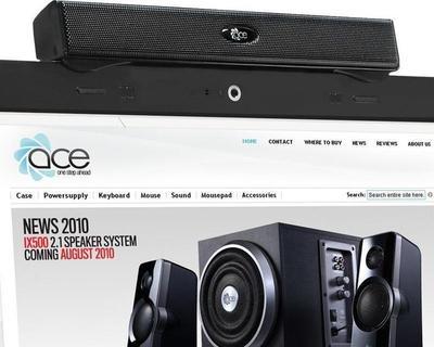 Ace G15 USB Soundbar