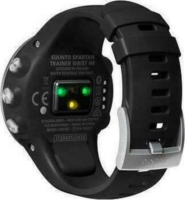 Suunto Spartan Trainer Wrist HR Steel Fitness Watch