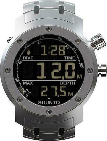 Suunto Elementum Aqua Steel Fitness Watch