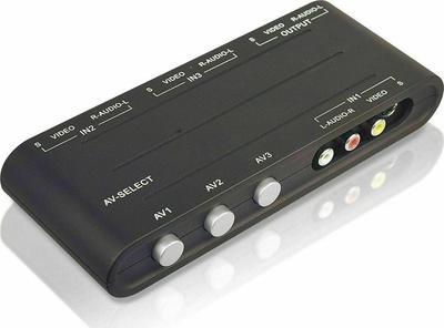 Philips SWV2030 Commutateur vidéo