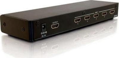 c2g TruLink 6-Port HDMI Selector Switch