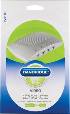 Bandridge VVB1004 Video Switch