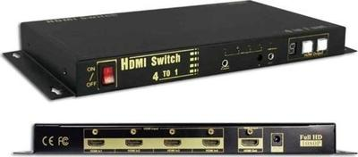 Calrad Electronics 4x1 3D HDMI Switcher
