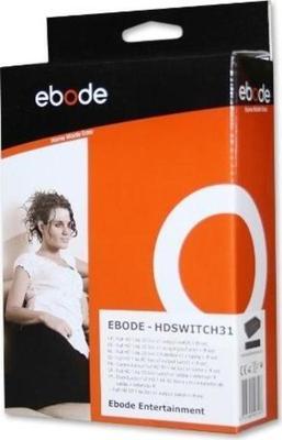Ebode HDMI Switch 3x1