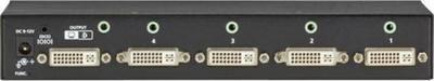 Blackbox AVSW-DVI4X1
