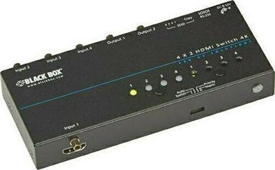 Blackbox 4K HDMI Matrix Switch - 4x2